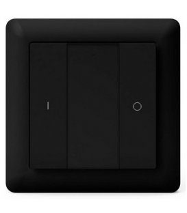HEATIT Z-Push Button 2 - Black