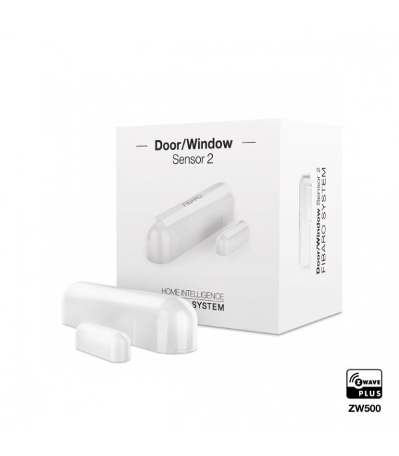 Fibaro Door / Window Sensor 2 White (FGDW-002-1)