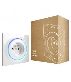 FIBARO Walli Outlet type E (FGWOE-011) - Refurbished