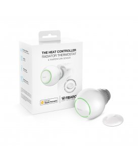 FIBARO The Heat Controller Starter Pack HomeKit - Refurbished