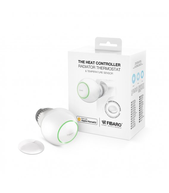 FIBARO Radiator Thermostat Starter Pack HomeKit