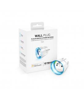 HomeKit inteligentná zásuvka - FIBARO Wall Plug Type E HomeKit (FGBWHWPE-102) - Použité