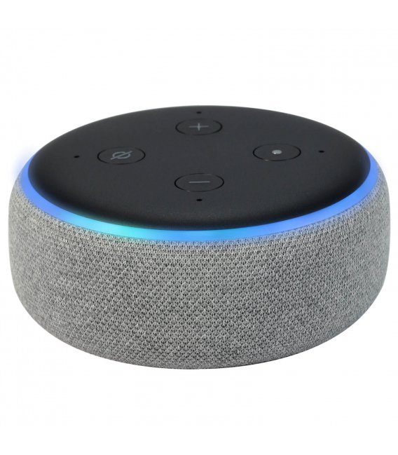 Amazon Echo Dot 3. generace Heather Gray