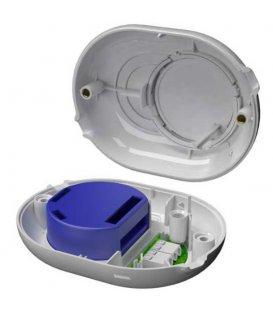Shelly Button - kryt s tlačidlom pre Shelly 1 alebo Shelly 1PM (WiFi) - Biele
