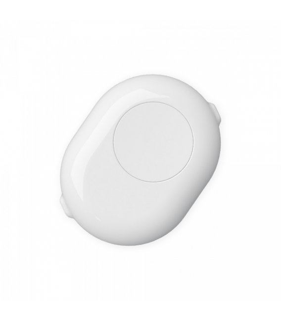 Shelly Button - cover with button for Shelly 1 or Shelly 1PM (WiFi) - White