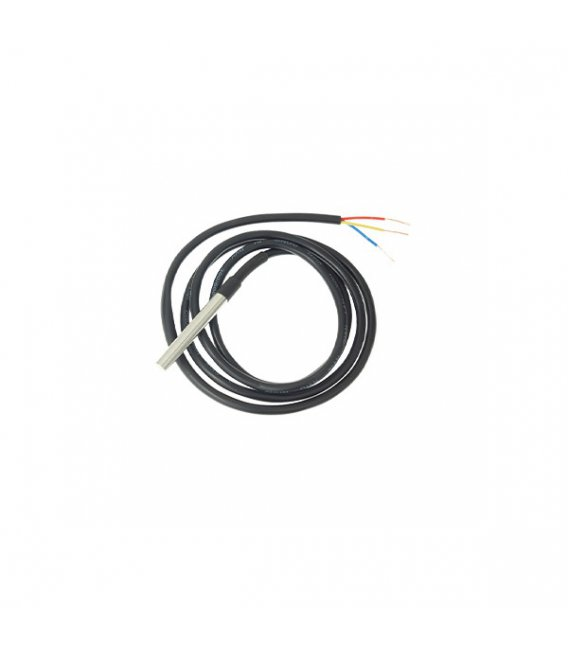 DS18B20 Digital One-Wire Temperature Sensor for Shelly Temperature Sensor Addon for Shelly 1/1PM