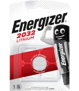Lítiová batéria Energizer CR2032 3V, 1 ks