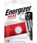 Lithium battery Energizer CR2032 3V, 1 pc
