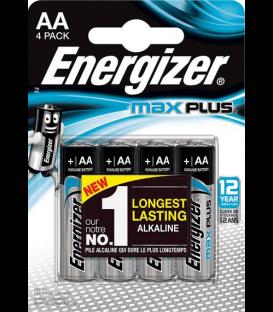 Alkalická baterie Energizer AA-LR6 1.5V, 4 ks