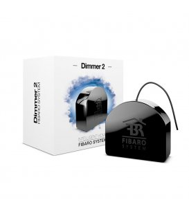 Stmievací modul - FIBARO Dimmer 2 250W (FGD-212 ZW5) - Použité