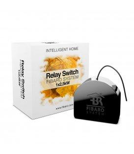 Spínací modul - FIBARO Relay Switch 1x2,5kW (FGS-212) - Použité