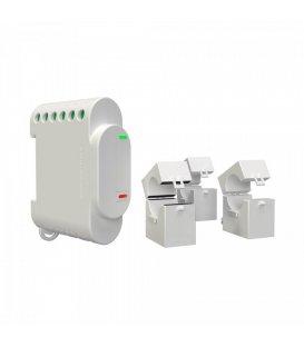 Shelly 3EM + 3x 120A svorky - měření spotřeby, výstup 1x10 (WiFi)