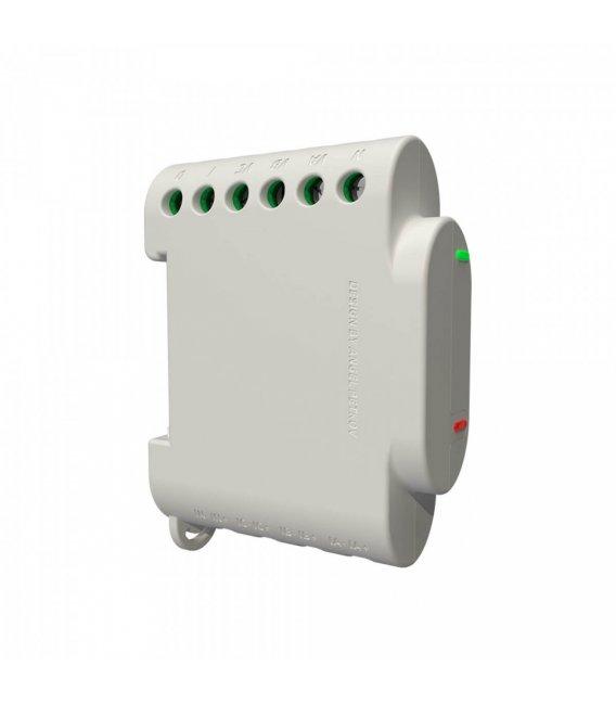 Shelly 3EM + 3x 120A svorky - meranie spotreby, výstup 1x10A (WiFi)