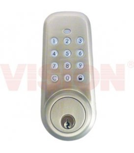 Z-Wave bezdrôtový zámok na dvere (bez kľučky)