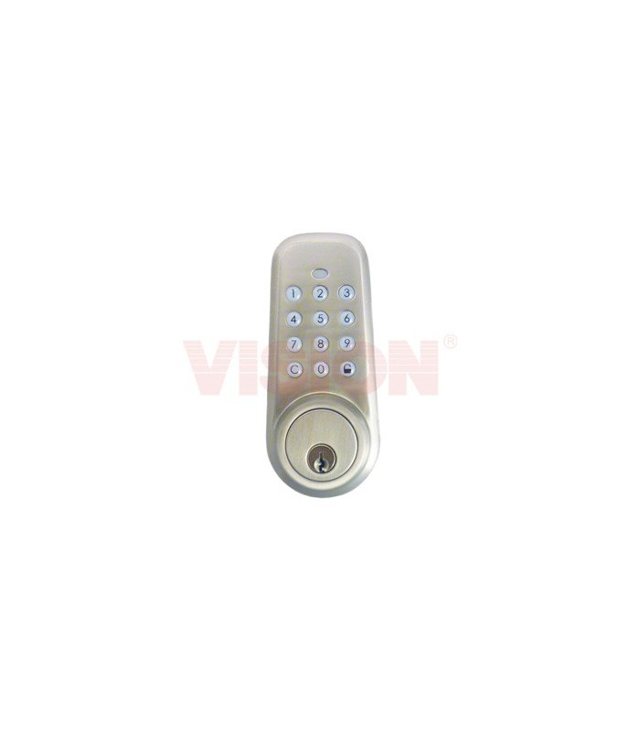 vision door lock withou handle