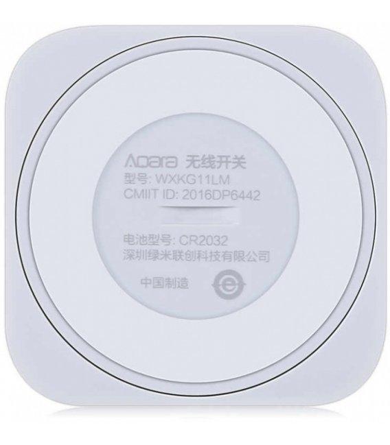 Zigbee bateriový vypínač - AQARA Wireless Switch Mini (WXKG11LM)