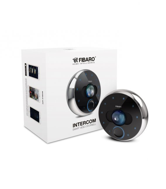 IP videovrátnik - FIBARO Intercom (FGIC-002)