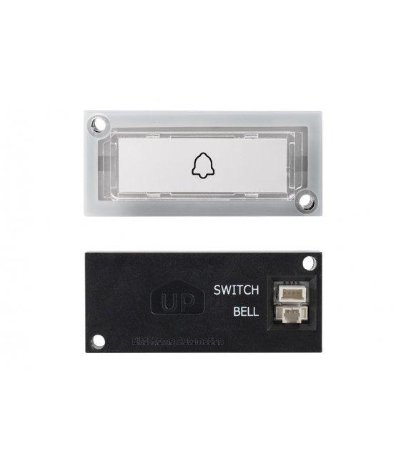 Illuminated Call Button for DoorBird D11X, with Nameplate