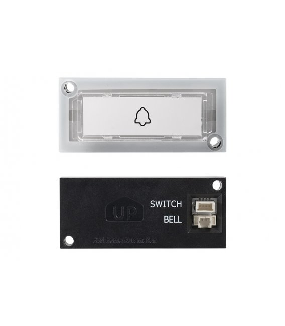 Podsvícené tlačítko pro DoorBird D11X, s jmenovkou