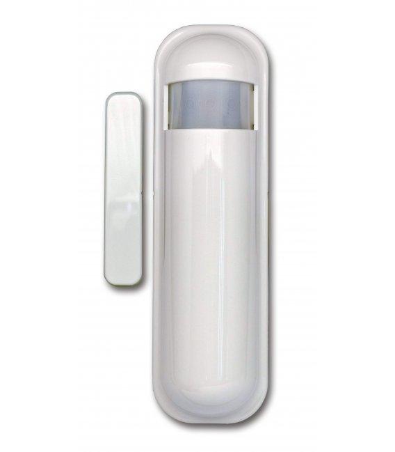 Philio 3-v-1 Senzor - Dveří / oken, teploty, jasu