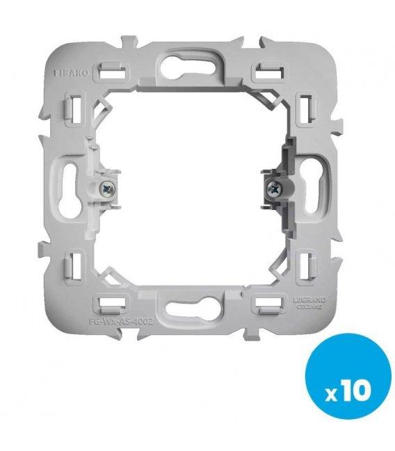 Montážní rám - FIBARO Mounting Frame Legrand (FG-Wx-AS-4002), 10ks