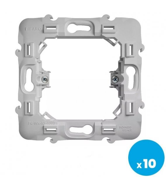 FIBARO Mounting Frame Schneider (FG-Wx-AS-4003), 10pack