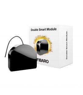 Spínací modul - FIBARO Double Smart Module (FGS-224)