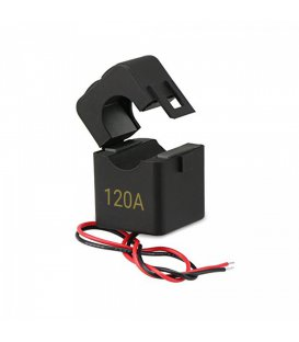 Shelly Split Core Current Transformer - 120A, svorka na meranie prúdu pre Shelly EM