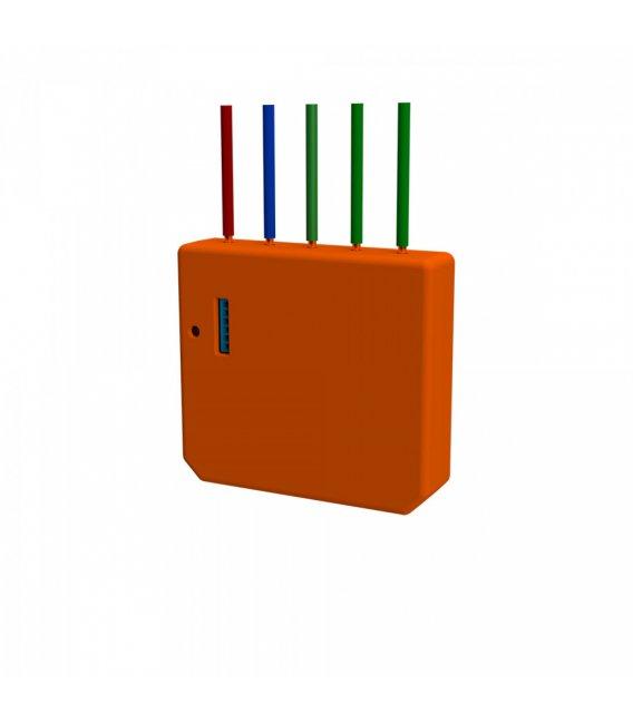 Shelly i3 - modul na aktiváciu scén (WiFi)