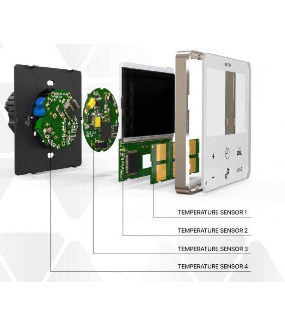 HELTUN Heating Thermostat (HE-HT01-GKK), Z-Wave termostat pre elektrické kúrenie
