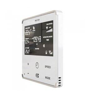 HELTUN Fan Coil Thermostat (HE-FT01-WWG), Z-Wave termostat pro fan coil systémy, Bílý
