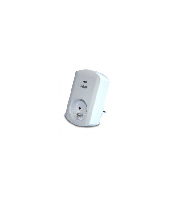 POPP bezdrátová zásuvka (typ E)