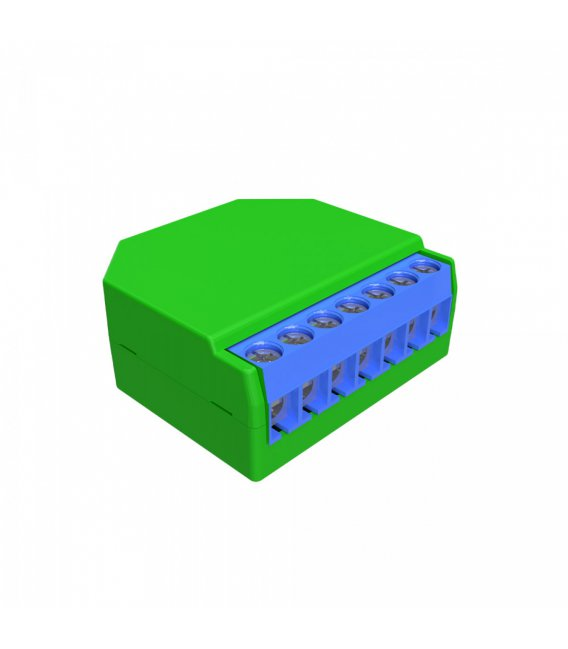 Shelly Dimmer 2 - stmievací modul bez potreby nulového vodiča (WiFi)