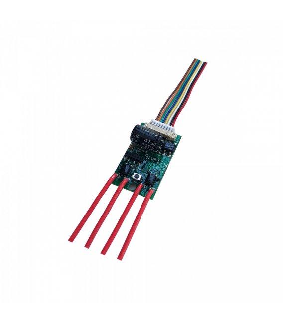 Shelly Uni - inteligentní modul (WiFi)
