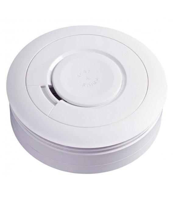 POPP dymový senzor bez sirény (10 ročná batéria)