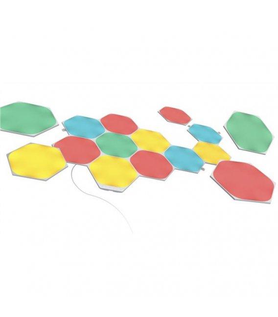 Nanoleaf Shapes Hexagons Starter Kit (15 Panels)