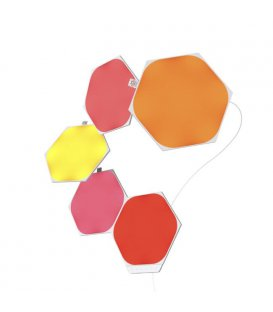 Nanoleaf Shapes Hexagons Starter Kit Mini (5 Panels)
