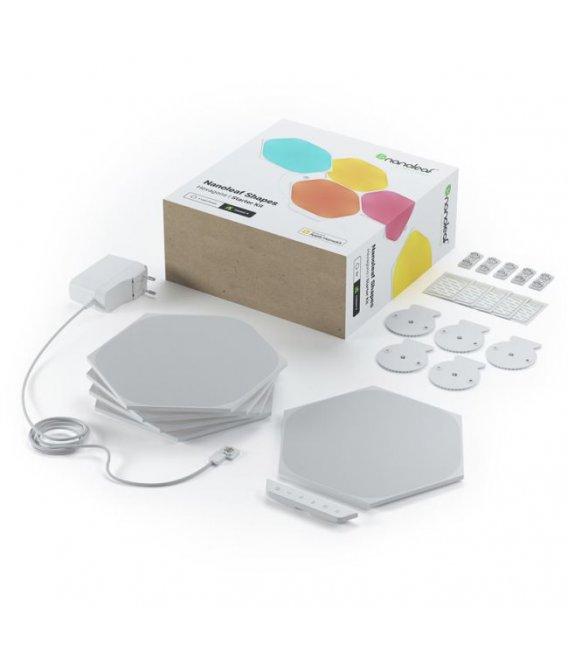 Nanoleaf Shapes Hexagons Starter Kit Mini (5 Panels)