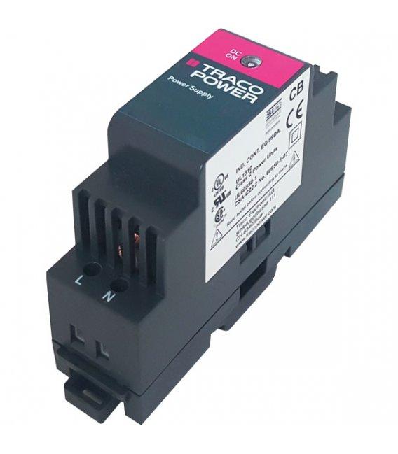 Optional 15VDC DIN-Rail power supply for DoorBird IP Video Door Station D10x, D11x, 20x and D21x Series and Indoor Station