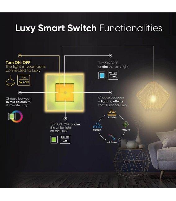 Qubino LUXY smart switch [ZMNKAD1]