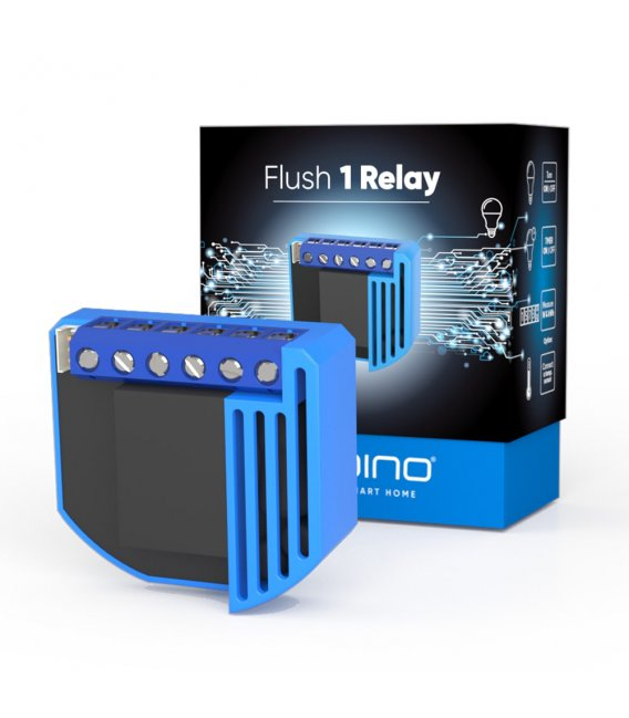 Qubino Flush 1 Relé Plus [ZMNHAD1]