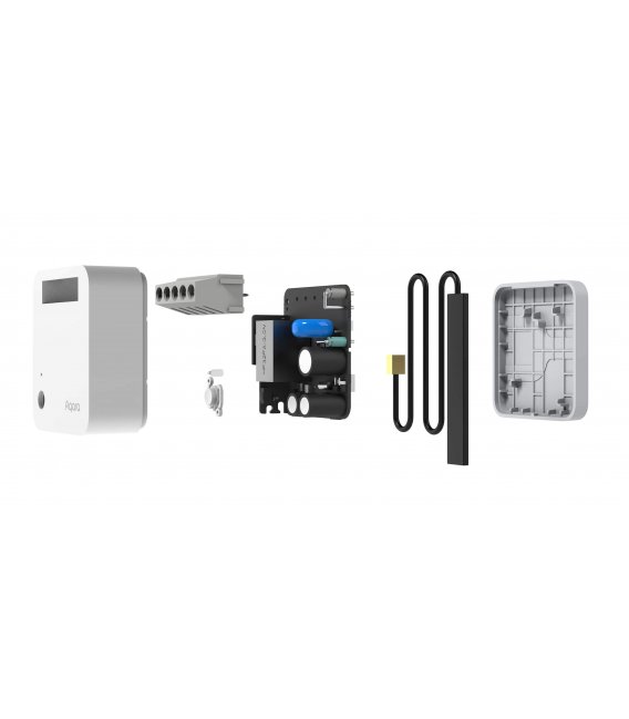 Zigbee spínací modul - AQARA Single Switch Module T1 (With Neutral) (SSM-U01)