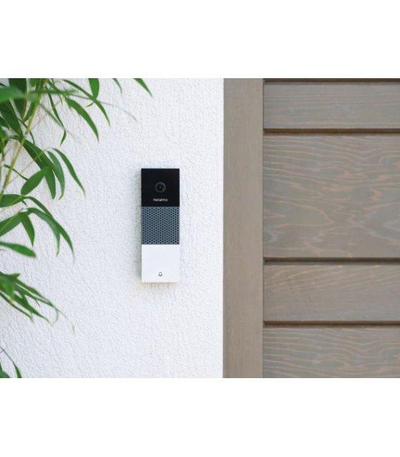 Inteligentný videozvonček - Netatmo Smart Video Doorbell