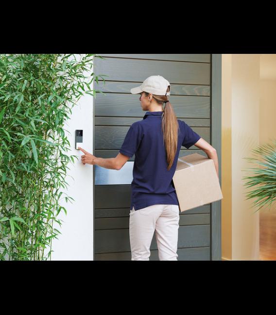 Inteligentní videozvonček - Netatmo Smart Video Doorbell