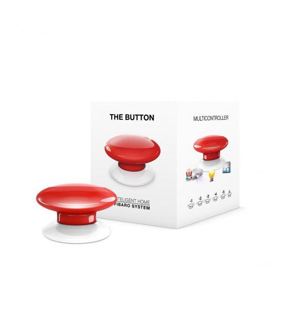 Ovladač scén - FIBARO The Button (FGPB-101-3) - Červené