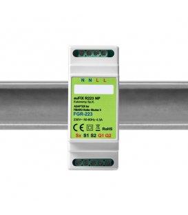Eutonomy euFIX R223 NP DIN adaptér (bez tlačidla)