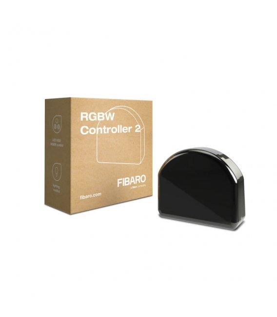 Ovládání LED pásů - FIBARO RGBW Controller 2 ZW5 (FGRGBWM-442)