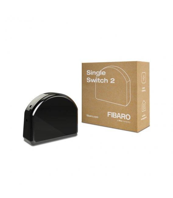 FIBARO Single Switch 2 (FGS-213 ZW5)