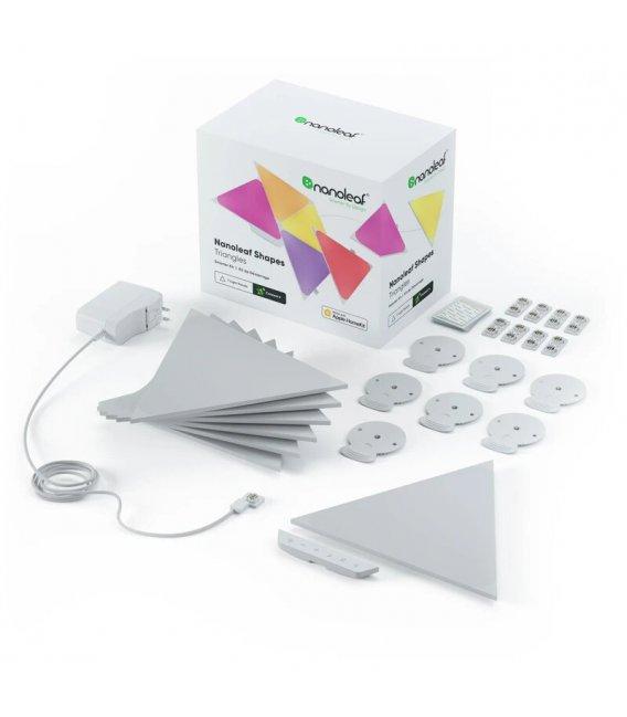 Nanoleaf Shapes Triangle Starter Kit (9 Panels)