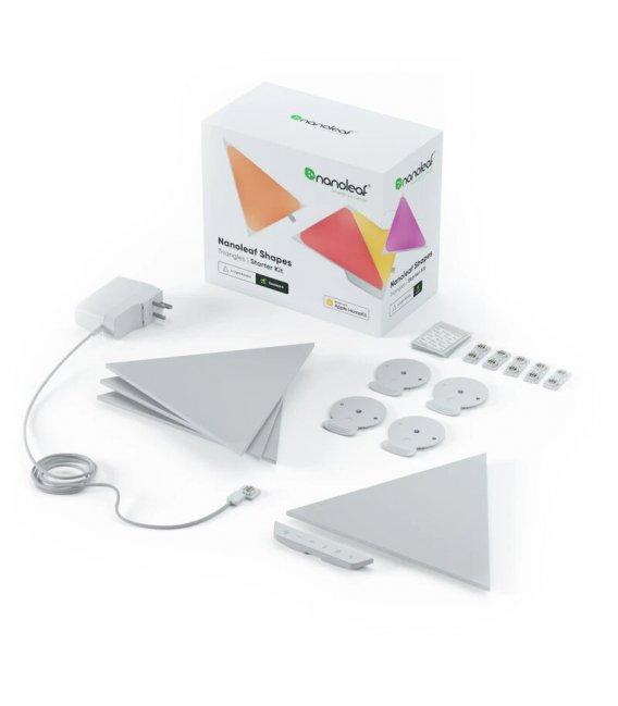 Nanoleaf Shapes Triangle Starter Kit (4 Panels)